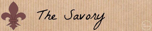 SavoryBanner